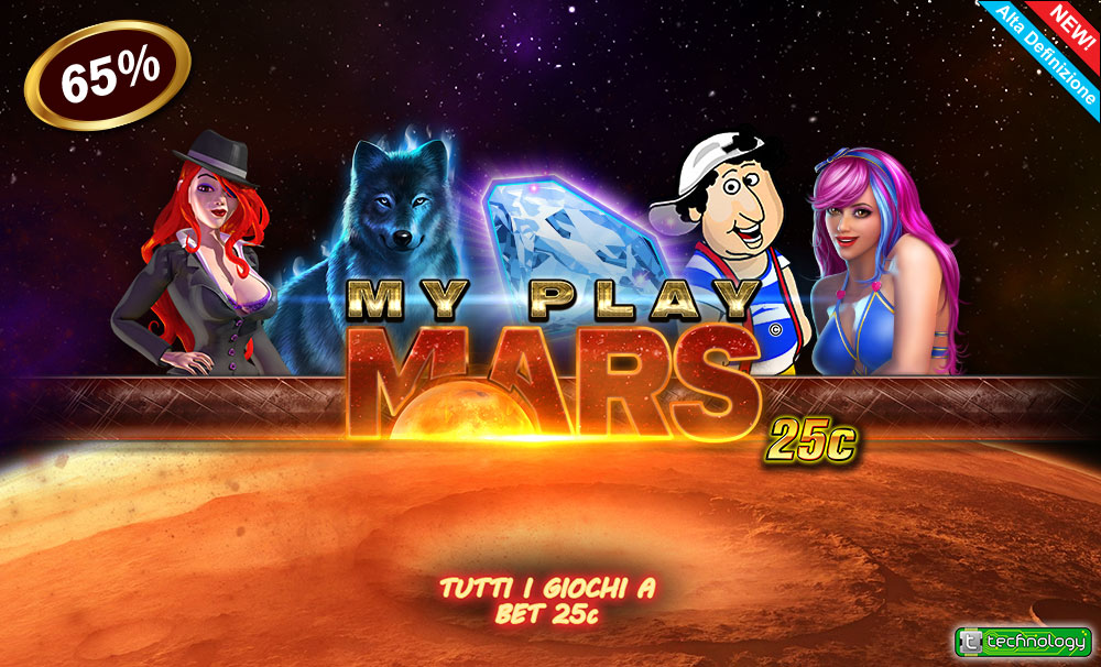 My Play Mars 25c (Technology S.r.l.)